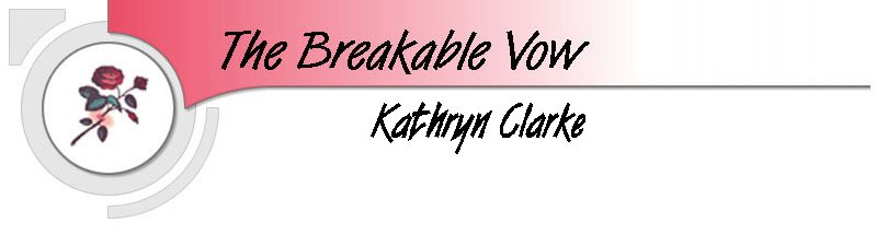 The Breakable Vow - The Novel, Curriculum Guide, Video & Audio Training Series
